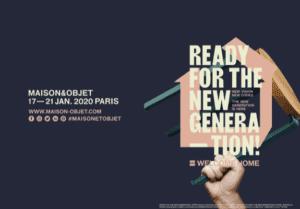 Maison & Objet 01/2020 - Salon du mobilier design